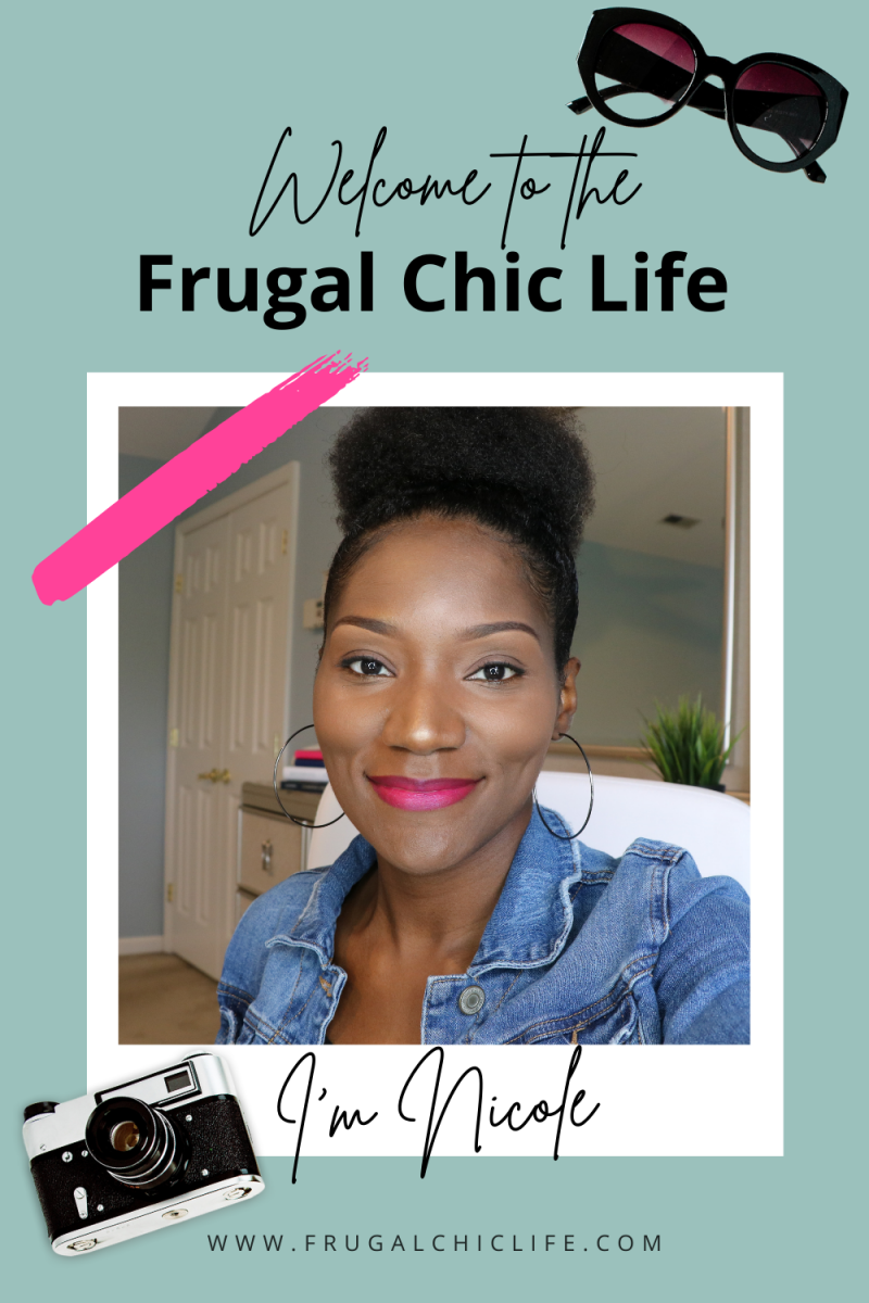 Welcome to the Frugal Chic Life