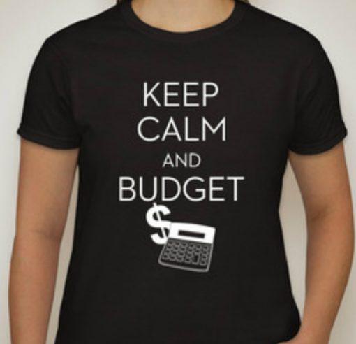Keep Calm and Budget