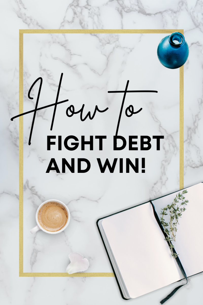 How to Fight Debt and Win