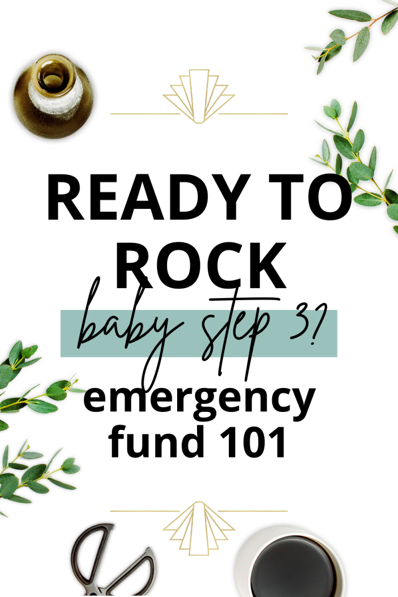 How to Rock Baby Step 3