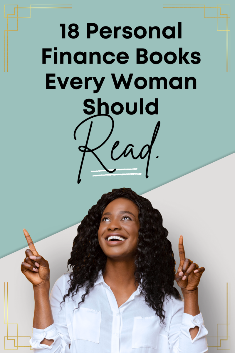 18 Personal Finance Books Every Woman Should Read