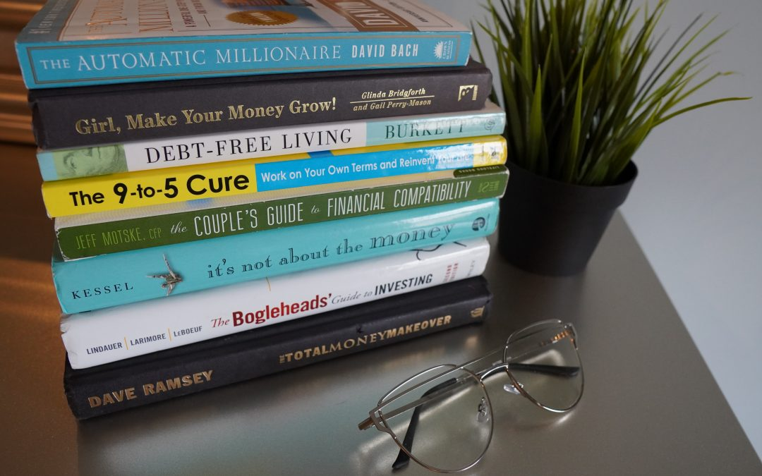 18 Must Read Personal Finance Books for Women