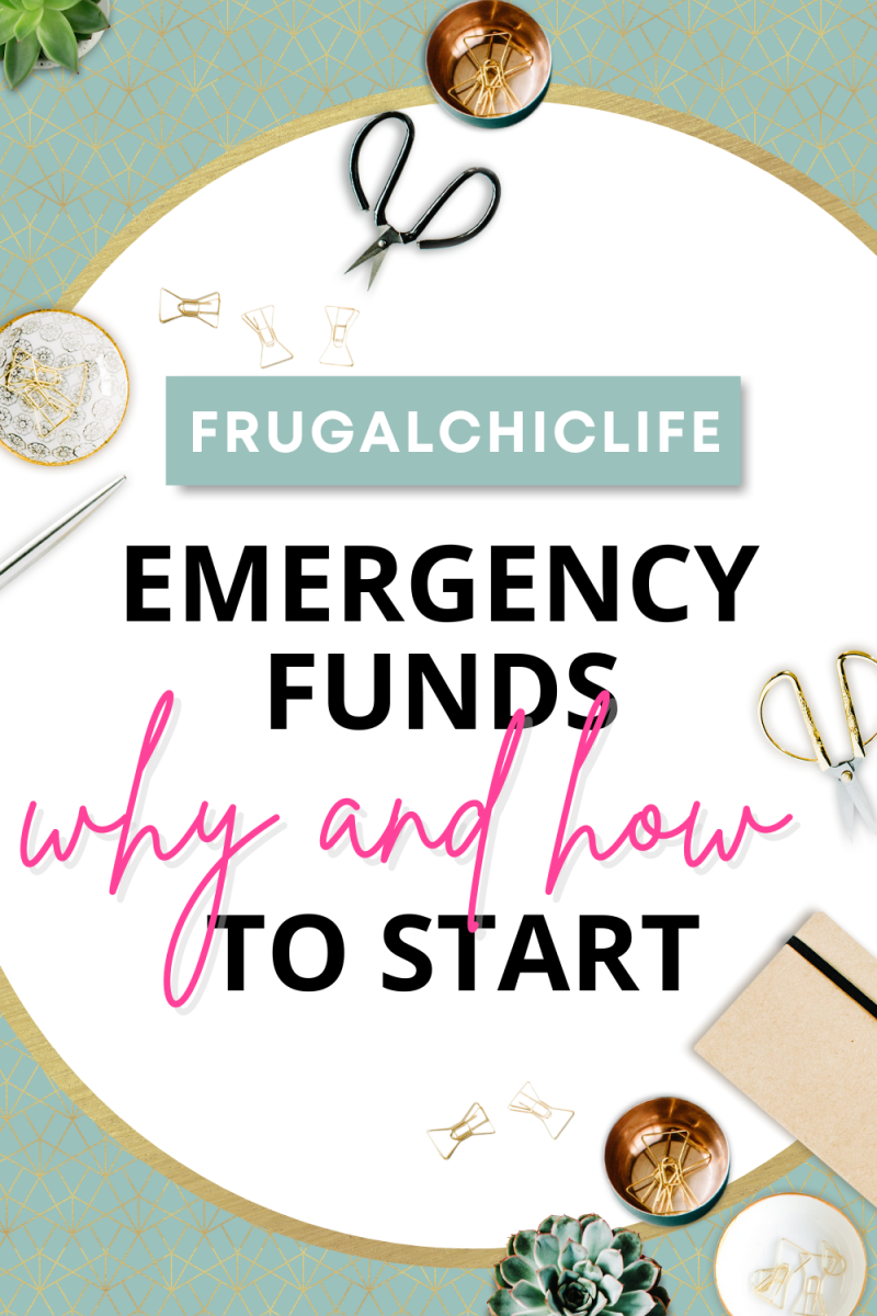 Emergency Funds 101