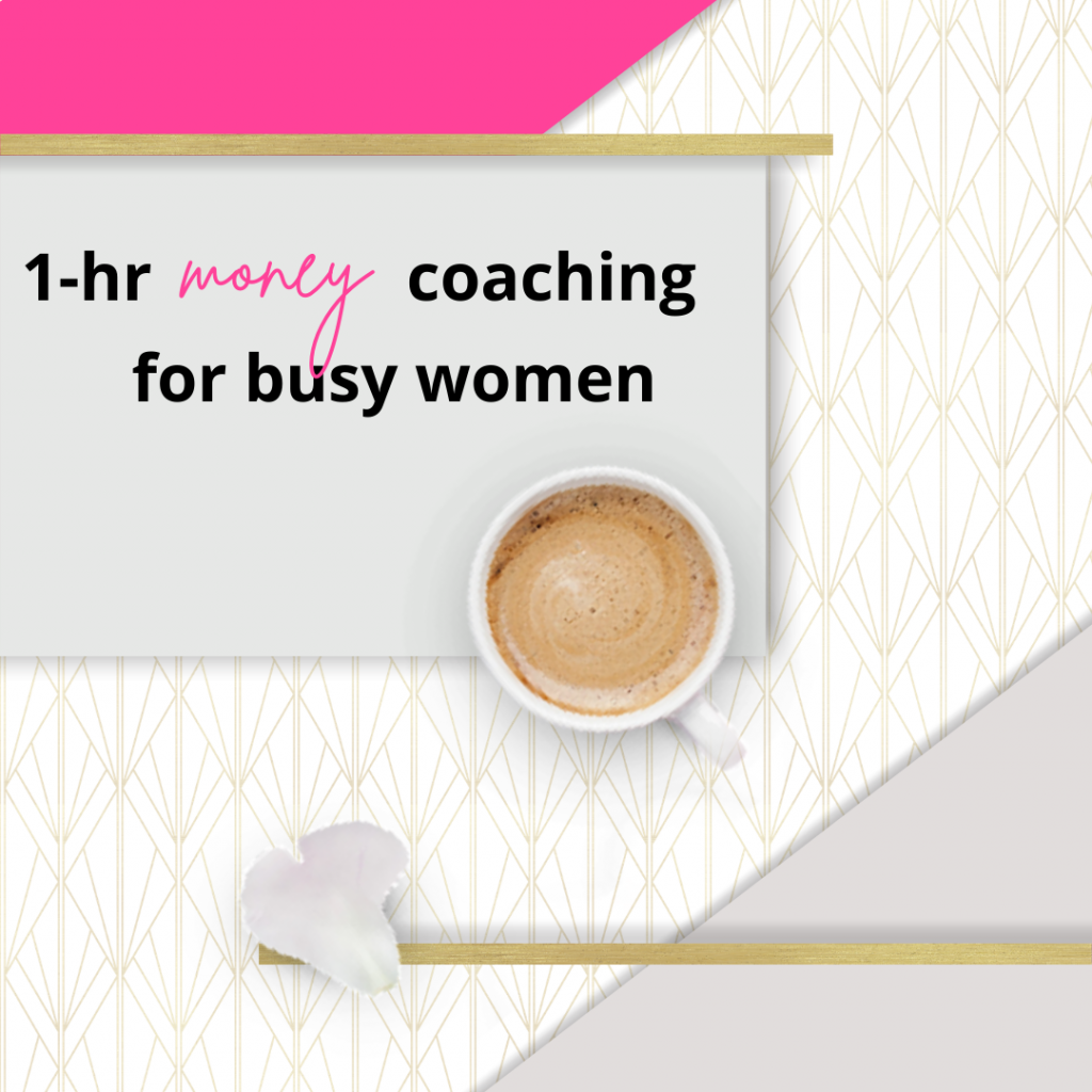 1-Hour Money Coaching