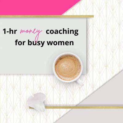 1-Hour Money Coaching