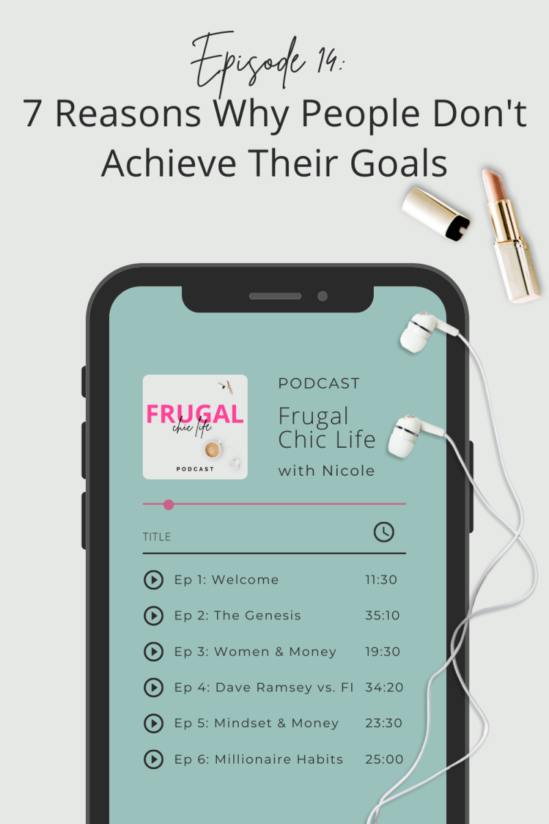 Frugal Chic Life Podcast Episode 14