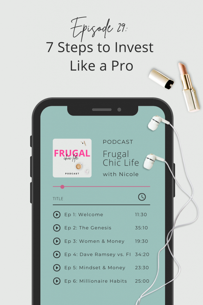 Frugal Chic Life Podcast Episode 29